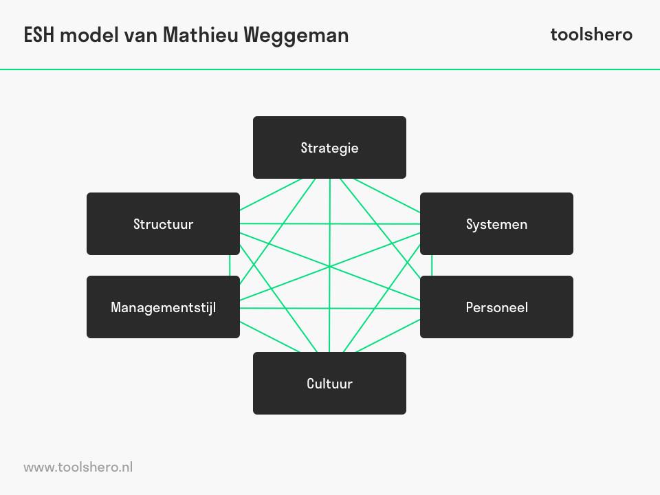 ESH model van Mathieu Weggeman - toolshero
