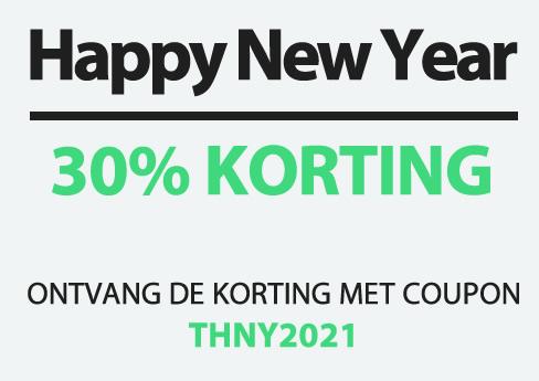 Nieuwjaarsactie 2021