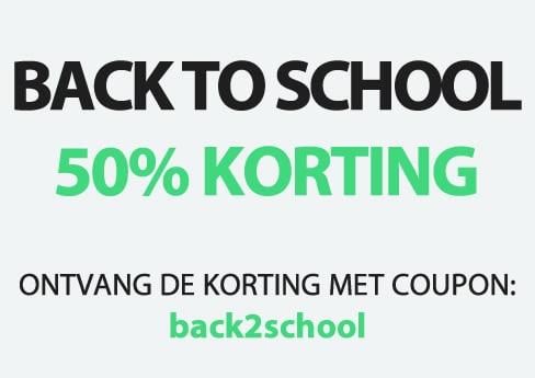 Back 2 school actie pagina banner - toolshero